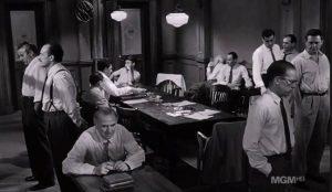 12 مرد خشمگین، تلاشی برای انتخاب مرگ یا زندگی